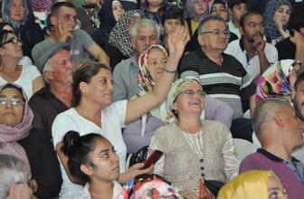 Bartın'da TOKİ konutlarının hak sahipleri kura ile belirlendi