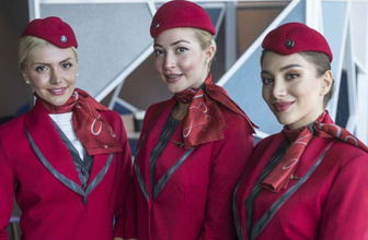 Türk Hava Yolları'nın yeni kreasyonu tanıtıldı