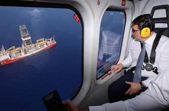 Bakan Fatih Dönmez müjdeyi verdi! Yavuz, Doğu Akdeniz'de sondaja başladı
