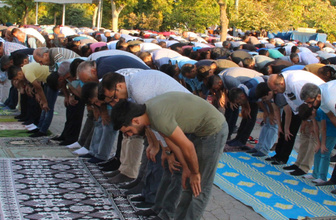 Diyanet Sinop Kurban bayramı namaz saati 2019 Sinop bayram namazı vakti