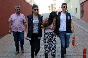 İstanbul'dan Kayseri'ye geldi soygun makinesi yakayı ele verdi