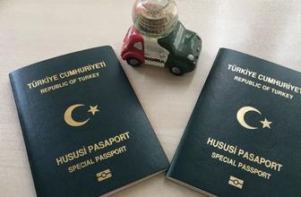 Hususi pasaport nedir kimle hususi pasaport alır Yeşil pasaport fiyatları