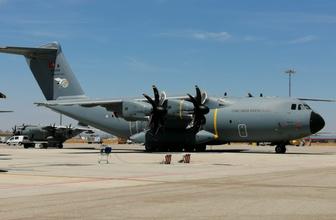 Dokuzuncu 'uçan kale' Türkiye'ye teslim edildi