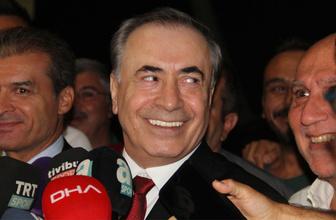 Galatasaray Başkanı Mustafa Cengiz'den Falcao mesajı
