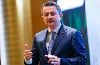 Tarım ve Orman Bakanı Bekir Pakdemirli: Gönül rahatlığı ile kurbanlarınızı kesebilirsiniz