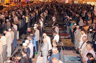 Erzurum bayram namazı saati! Diyanet Erzurum Kurban bayramı namaz vakti