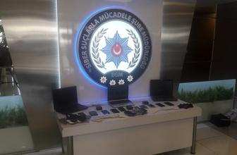 İstanbul'da sahte e-ticaret sitesine operasyon