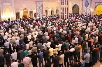 Sivas Kurban bayram namazı saat kaçta Diyanet Sivas Kurban bayramı namaz vakti