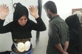 Suriye'de bombalı eylem hazırlığında 5 terörist yakalandı