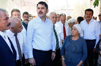 Çevre ve Şehircilik Bakanı Murat Kurum açıkladı! Denizli'de 250 konut yapılacak