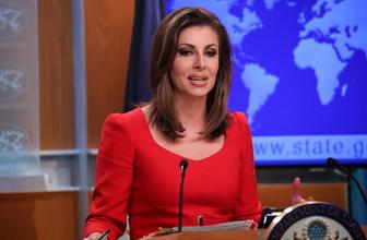 """ABD Dışişleri Sözcüsü Ortagus'tan """"Müşterek Harekat Merkezi"""" açıklaması"""