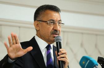 Cumhurbaşkanı Yardımcısı Oktay'dan çarpıcı ifadeler: Ekonomik saldırılara bakın