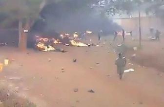 Tanzanya'da yakıt tankerin patladı çok sayıda ölü var