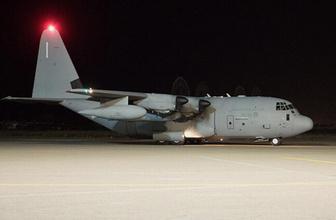 Libya'daki Mitiga Havalimanı'nda uçuşlar durdu
