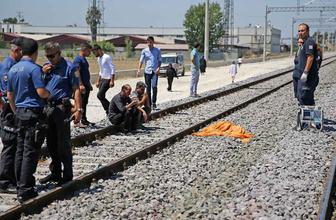 Adana'da yolcu treninin çarptığı 4 yaşındaki çocuk öldü