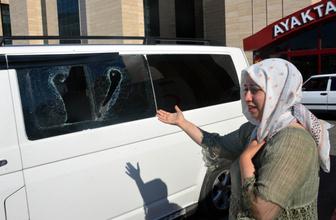 Kahramanmaraş'ta gurbetçi aileye dinlenme tesisinde saldırı