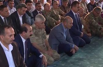 İçişleri Bakanı Süleyman Soylu Hakkari Derecik'te