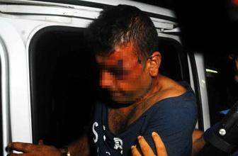 Adana'da, çocuğa istismar şüphelisine linç girişimi