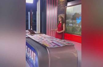 FOX TV' sunucusu Merve Yıldırım'dan danslı bayram kutlaması