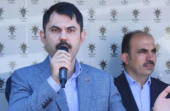 Bakan Kurum'dan 'Davutoğlu' göndermesi: Konya ile liderimiz arasına kimse giremeyecektir
