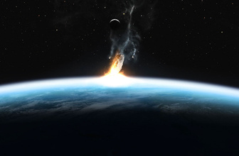 NASA tarih verip uyardı Keops piramidinden daha büyük ve dünyaya yaklaşıyor