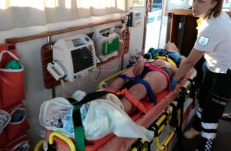Sürat teknesinin çarptığı kadın ağır yaralandı! Ünlü oyuncunun oğlu Gökhan Arsoy gözaltına alındı