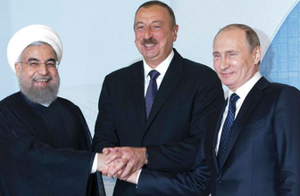 İran-Rusya-Azerbaycan Liderler Zirvesi'nde dikkat çeken gelişme!