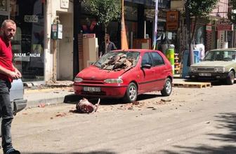 Denizli Valisi Hasan Karahan'dan şok etkisi yaratan deprem sonrası ilk açıklama