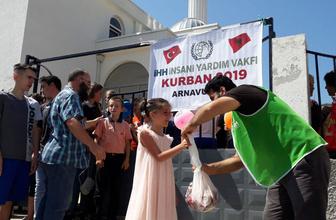 İHH İnsani Yardım Vakfı 93 ülkedeki ihtiyaç sahiplerine kurban eti ulaştırdı
