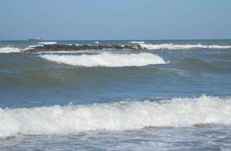 Sakarya'da denize giriş yasaklandı