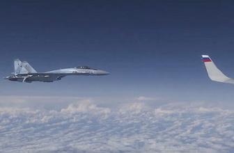Rusya o görüntüleri yayınladı! NATO ile gerilim....