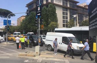 'Süper Kupa' önlemleri kapsamında birçok yol trafiğe kapatıldı