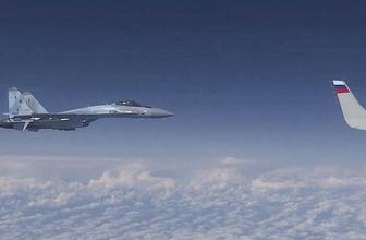 NATO'dan Rus uçaklarıyla ilgili açıklama