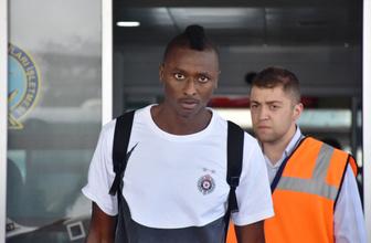 Partizan kafilesi Malatya'da