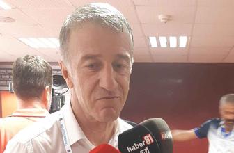 """Ahmet Ağaoğlu """"Hedefimiz her kulvarda zirvedir"""""""
