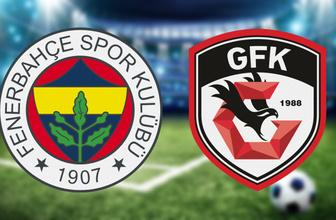 Fenerbahçe Gazişehir Gaziantep maçı ne zaman saat kaçta hangi kanalda? (İlk 11'ler belli oldu)