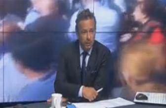 Ahmet Şık canlı yayında İrfan Değirmenci'yi yalanladı
