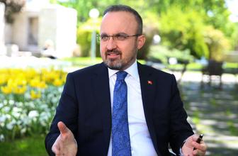Görevden almalara tepki gösteren CHP'lilere AK Partili Turan sert sözlerle yüklendi