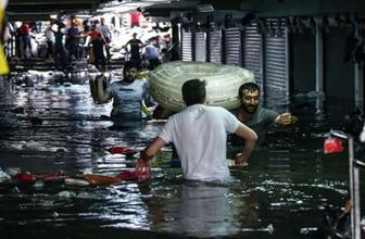 Eminönü'nde sel felaketi yaşanmıştı! Ekrem İmamoğlu düğmeye bastı!