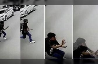 Çorum'da Yiğit Emir'in öldüğü kaza anı kamerada