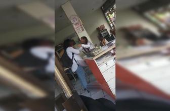 Kırıkkale'de annesi bıçaklanan küçük kızın feryadı