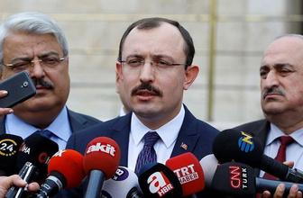 AK Partili Mehmet Muş'tan HDP ile ilgili İYİ Parti'ye ateş püskürdü