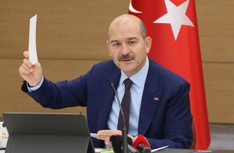 İçişleri Bakanı Süleyman Soylu'dan kayyum mesajı! Yolumuzdan dönmeyeceğiz