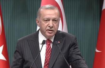 Erdoğan'dan dünyaya Doğu Akdeniz mesajı