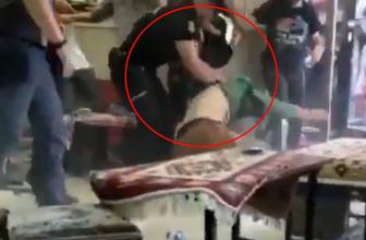 Kayyum protestosuna polislerin çok sert müdahalesi! Valilikten açıklama yapıldı