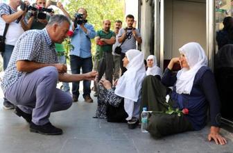 Dağa kaçırıldı denilen genç bulundu! Annesi HDP önündeki eylemini bitirdi