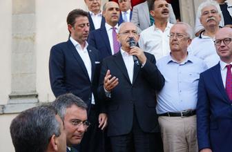 Kemal Kılıçdaroğlu'ndan HDP'li belediyelere kayyum çıkışı