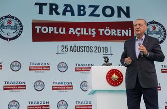 Cumhurbaşkanı Erdoğan: Terör örgütü mensuplarıyla en ufak bir dirsek temasımız olamaz