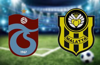 Trabzonspor Yeni Malatyaspor maçı saat kaçta hangi kanalda? (İlk 11'ler belli oldu)