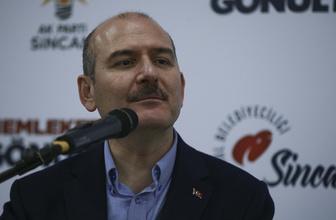 Süleyman Soylu'dan kritik açıklama